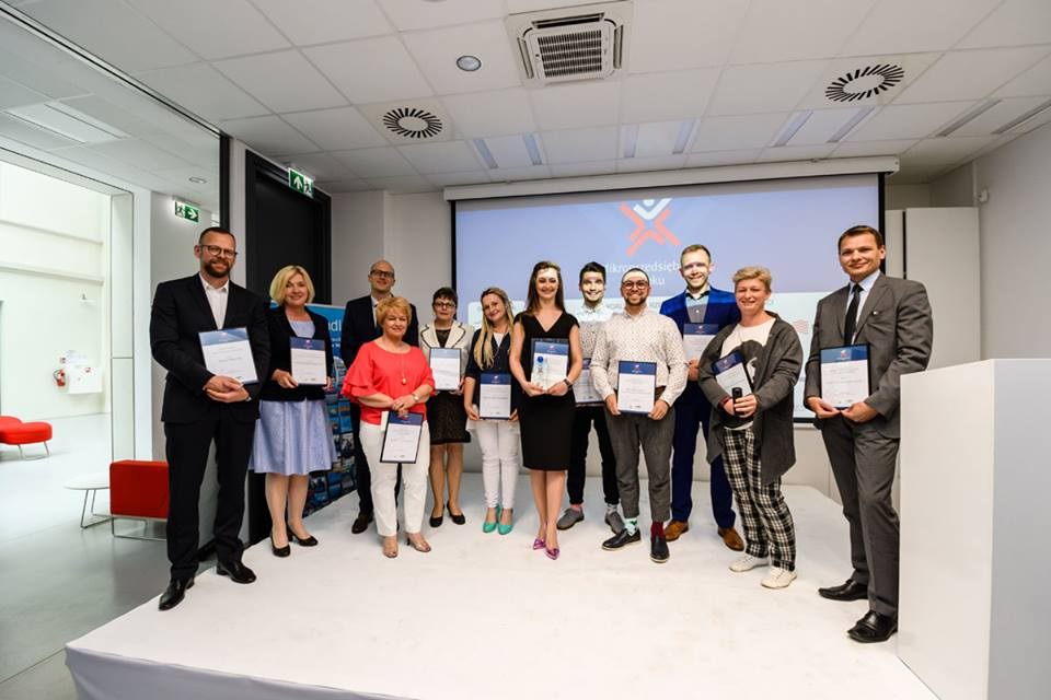 Kaliska Brewa podwójnie wyróżniona w konkursie Mikroprzedsiębiorca Roku  2016.
